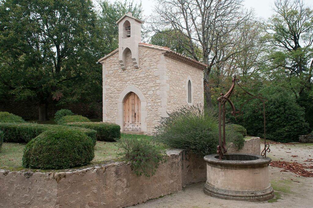 Création d'une chapelle privée