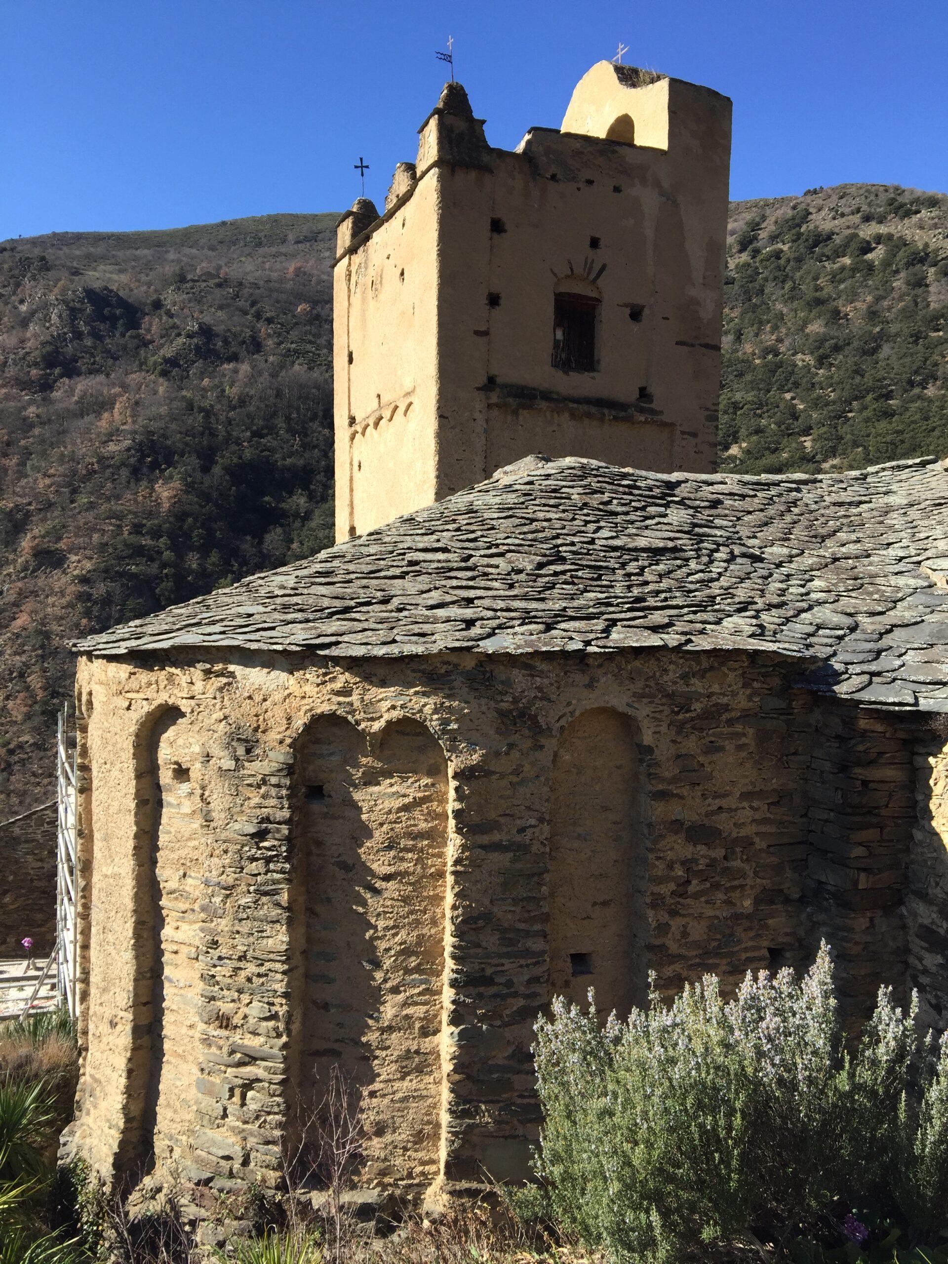 Restauration d'une église