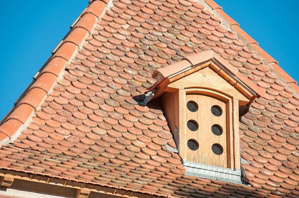 Restauration d'un pigeonnier